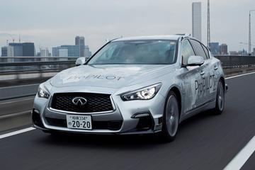 Nissan test vernieuwd autonoom rijden