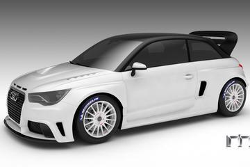 Audi A1 Nardo Edition: rallybeest voor de weg
