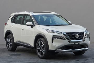 Nieuwe Nissan X-Trail debuteert in China