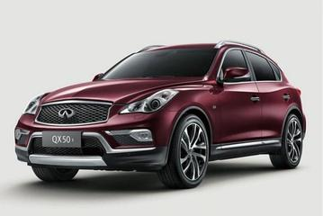 Infiniti QX50 droogt anders op in China