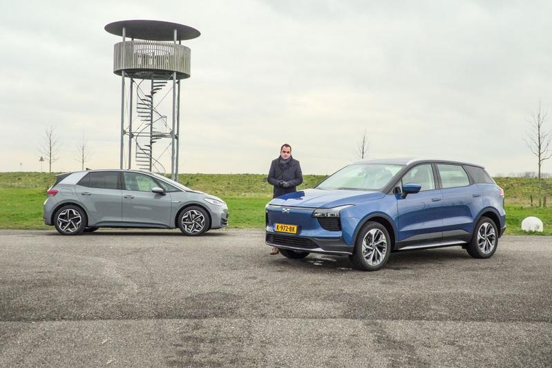 Test: Aiways U5 vs. Volkswagen ID3