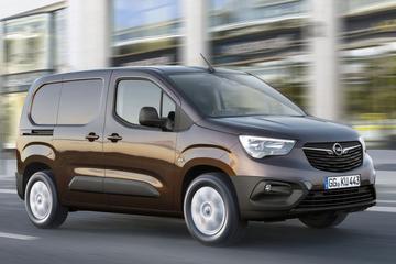 Opel Combo Bestel nu ook geprijsd