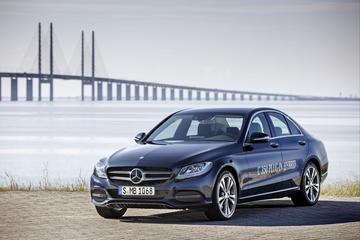 Mercedes-Benz onthult C 350 E: 7% bijtelling