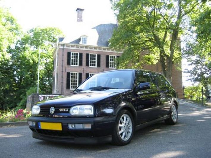 Volkswagen Golf 2.0 GTI (1996)