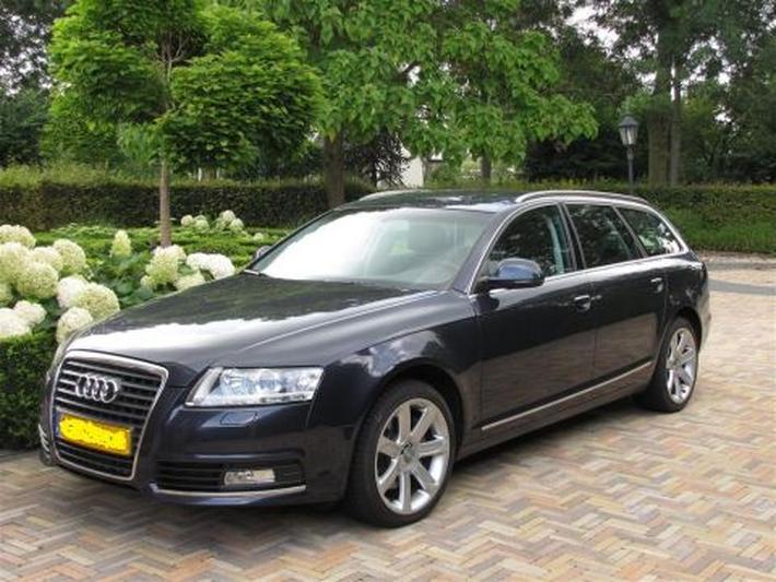 audi a6 avant 2.0 tfsi advance (2010) - autoweek.nl