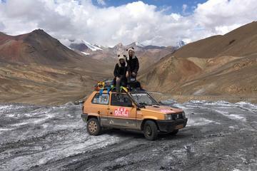 Fiat Panda goes Mongol Rally - Deel 6