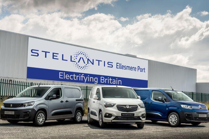 Stellantis Ellesmere Port