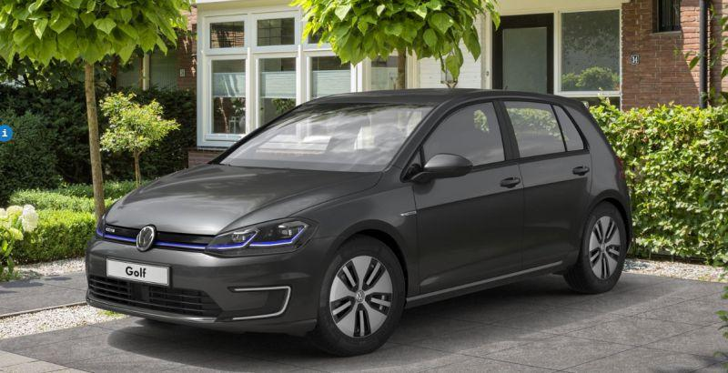 Volkswagen E Golf 2017 Review Autoweeknl
