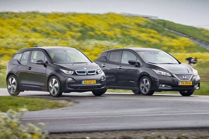 Occasiontest: BMW i3 vs. Nissan Leaf