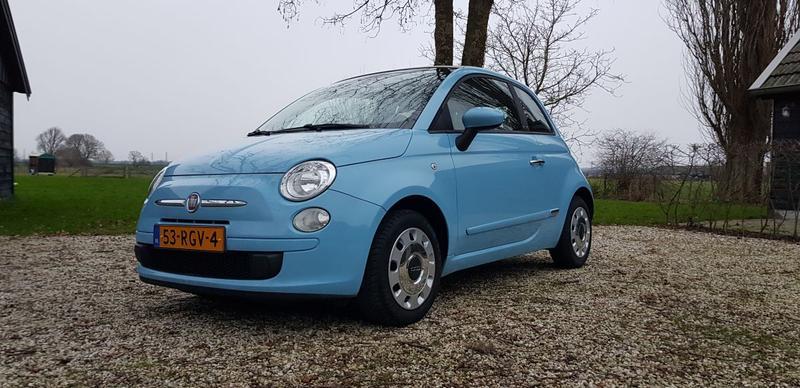Fiat 500C 1.2 S&S Pop (2011)