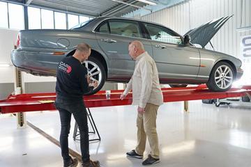 Jaguar XJ6 – 2004 – 326.238 km - Klokje Rond