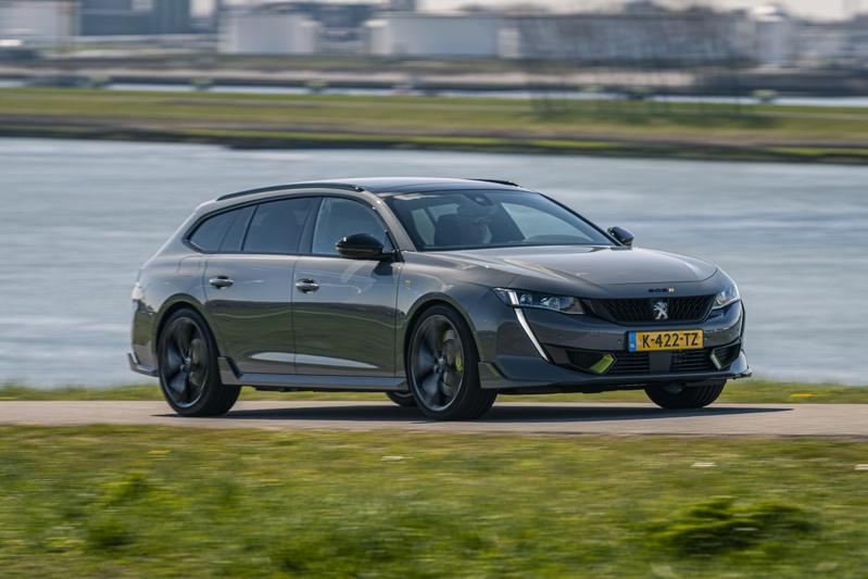 Test: Peugeot 508 SW PSE
