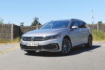 Volkswagen Passat - Rij-impressie