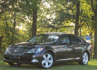 Lexus LS 460 President (2007)