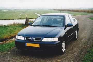 Nissan Primera 1.6 Si (1998)