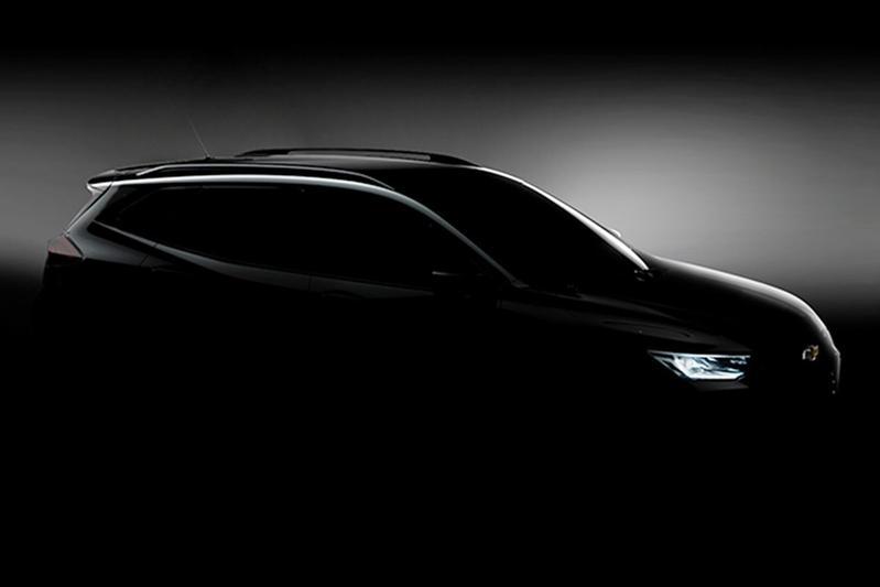 Buick Encore - Chevrolet Tracker