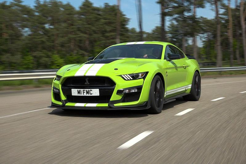 Test: Ford Mustang Mach 1 & Shelby GT500