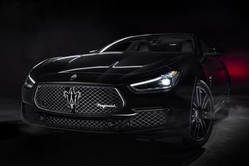 Maserati Ghibli krijgt twee nieuwe speciale edities
