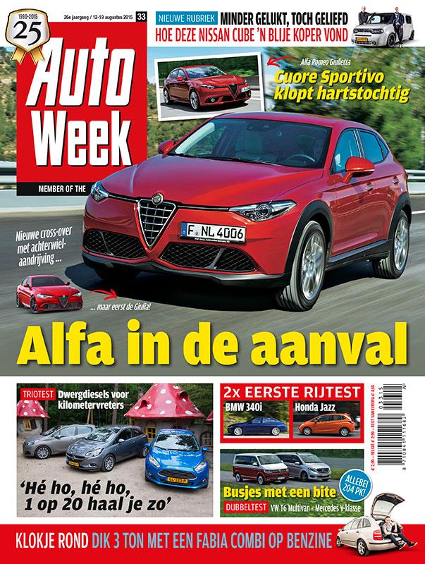 AutoWeek 33 2015