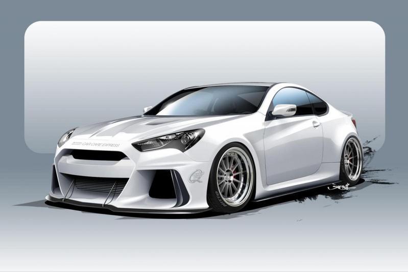 Meer dan 500 pk voor Hyundai Genesis Coupé