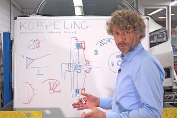 Koppeling - Cornelis schetst