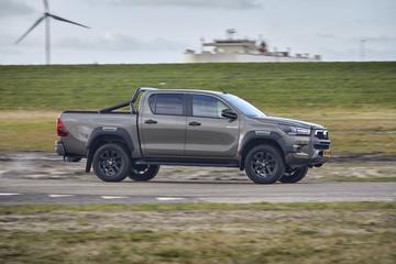 Test: Toyota Hilux