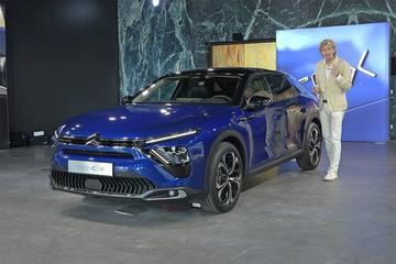 Citroën C5 X - Eerste kennismaking