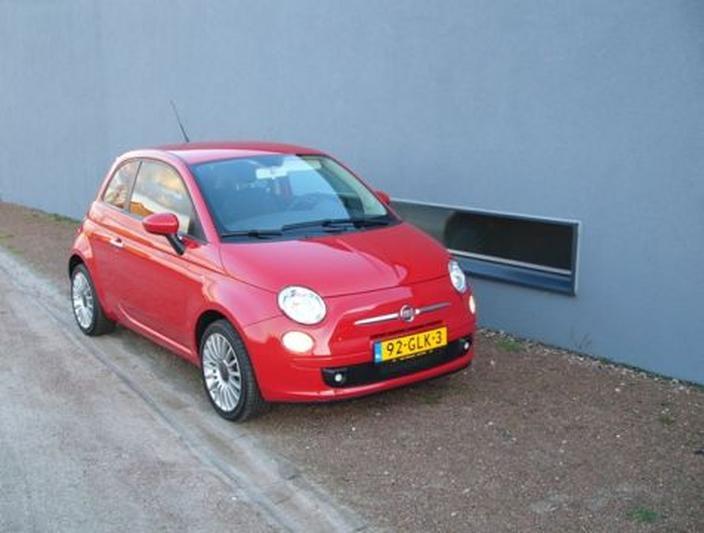 Fiat 500 1.2 Sport (2008)