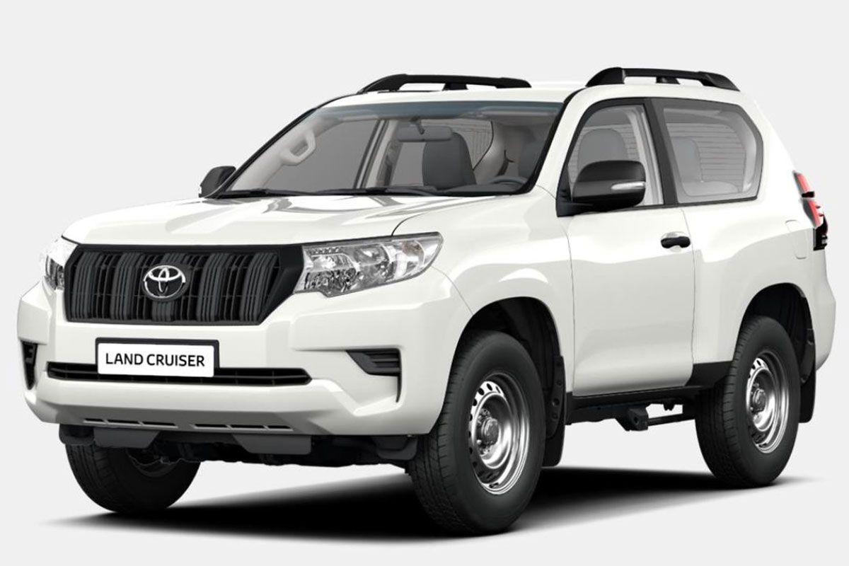 Back To Basics Toyota Land Cruiser Autoweek Nl