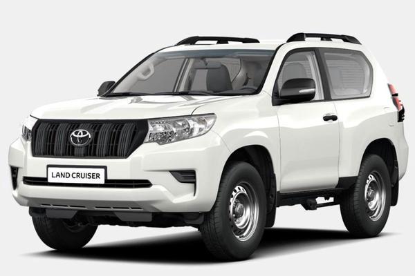 Back to Basics: Toyota Land Cruiser