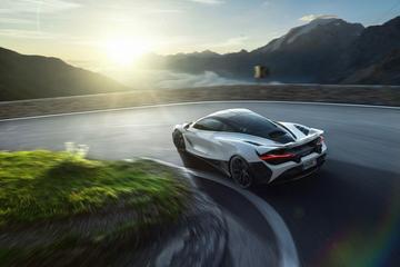 McLaren 720S volgens Novitec