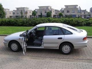 Mitsubishi Galant 1.8 GLi (1996)