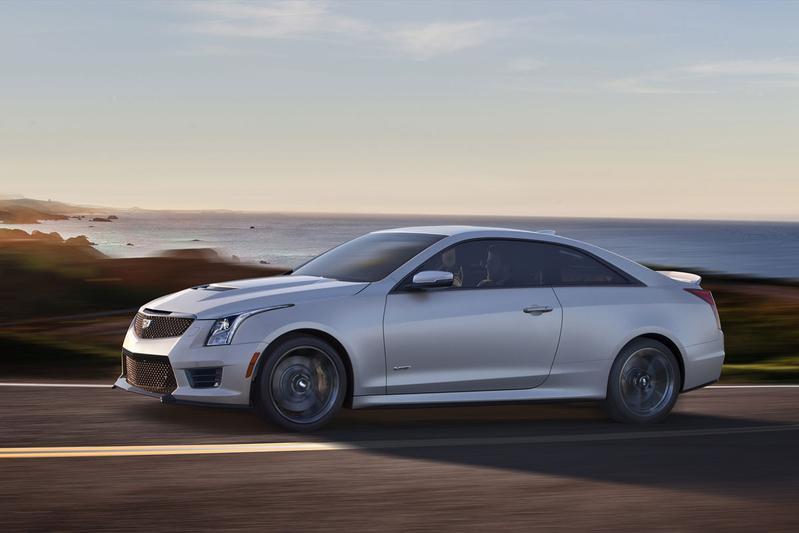 Nu officieel: de Cadillac ATS-V!