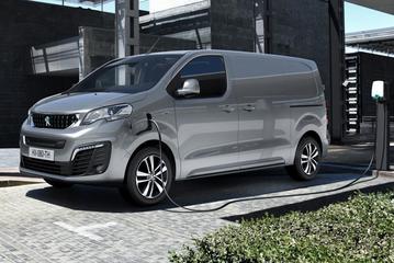 Peugeot toont e-Expert