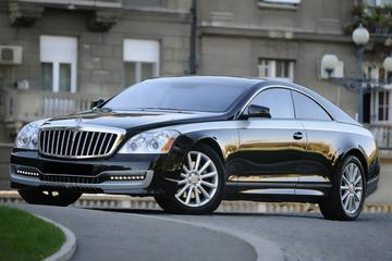 Maybach 57 S Coupé weer in productie