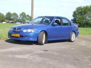 MG ZS 180 (2001)