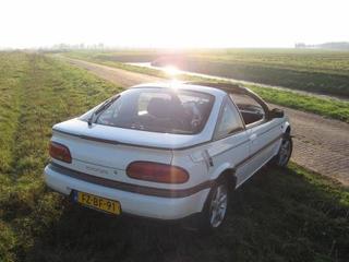 Nissan 100 NX 1.6 SLX (1992)