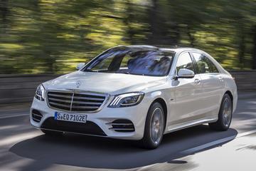 Mercedes S 560e EQ Boost