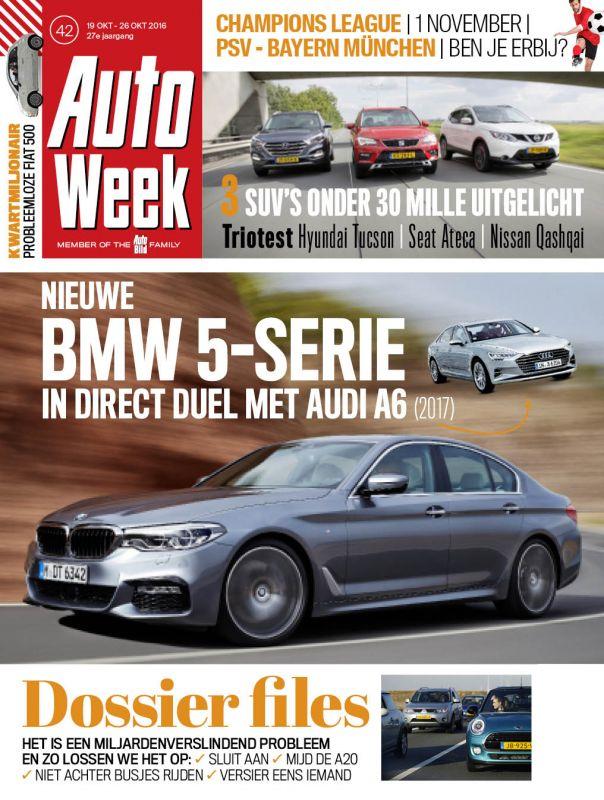 AutoWeek 42 2016