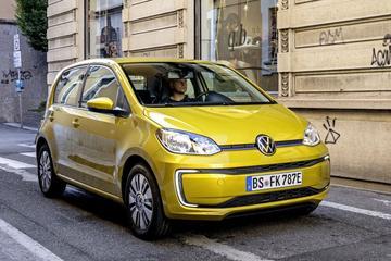 Volkswagen E-Up - Eerste Rijtest
