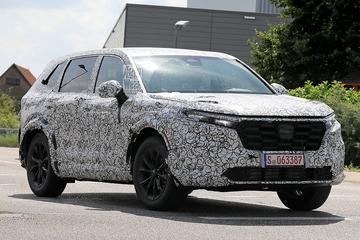 Nieuwe Honda CR-V van dichtbij