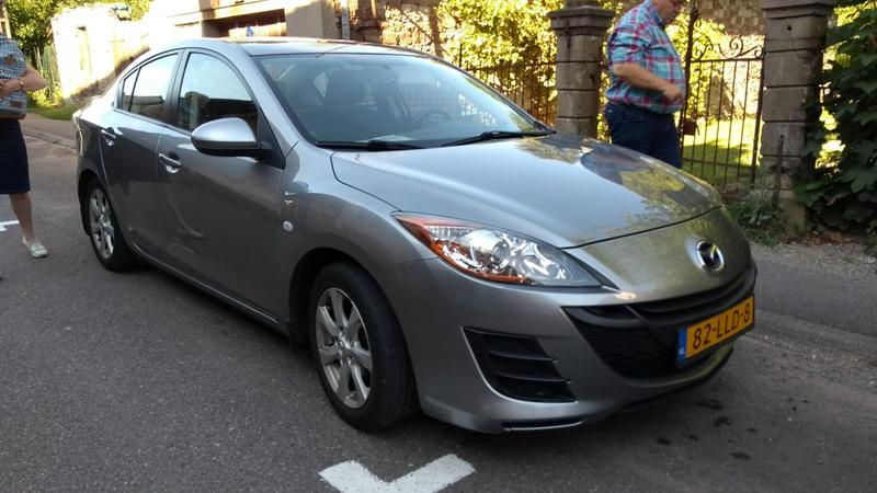 Mazda 3 Sedan 1.6 CiTD Business (2010)