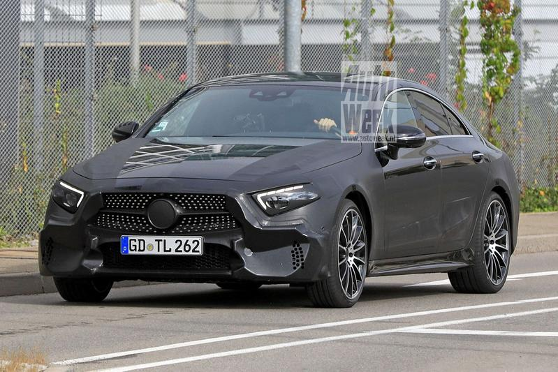 Mercedes-Benz 'CLE-klasse' laat meer zien