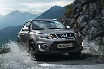 Suzuki Vitara nu met dubbele koppeling