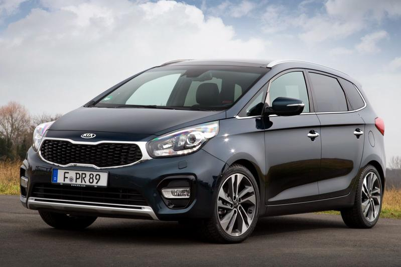 Kia Carens 1.7 CRDi Business DynamicLine (2017)