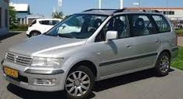 Mitsubishi Space Wagon 2.0 GLXi (2002)