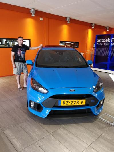 Ford Focus 2.3 EcoBoost RS (2017)
