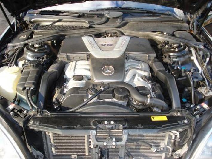 Mercedes-Benz S 600 Lang (2000)