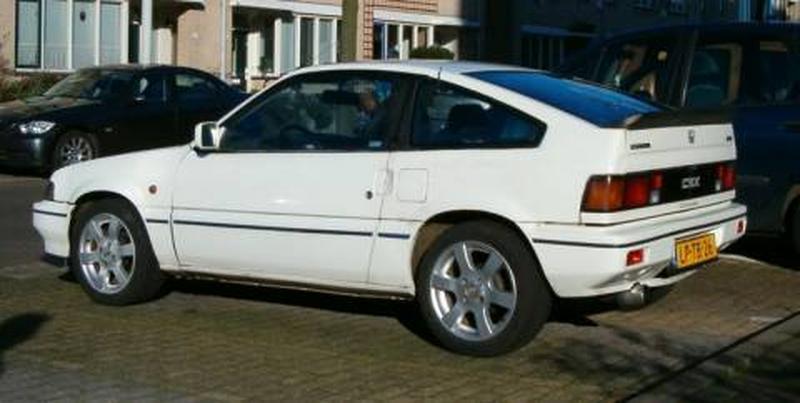 Honda Civic CRX Coupé 1.5i (1984)