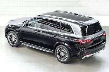 Mercedes-Benz GLS volgens Hofele Design